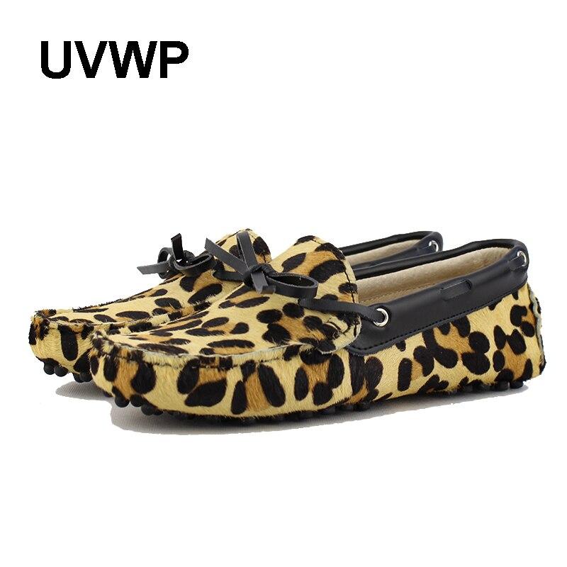 2016 Yeni Moda Kadınlar Düz Ayakkabı Hakiki At Kılı ayakkabı Kadın Ayakkabı El Yapımı Flats Moccasins Kadın Ayakkabı Lady Loafers