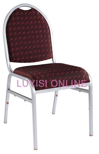 Hot Sale Stackable Waterfall Seat Steel Hotel Chair