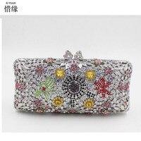 Xiyuan Брендовые женские золотые портмоне и кошельки партия Кошелек для женщин бумажник для телефона и денежных