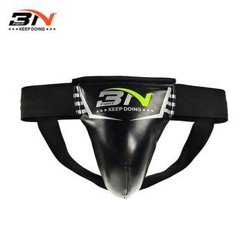 BNPRO niños adultos boxeo Muay Thai MMA suspensorio Crotch Protector de ingle...