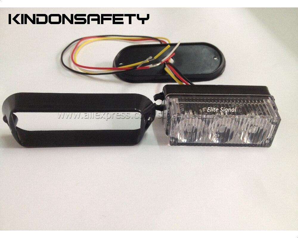 10 шт. экспресс! ECE R65 утвержденный 9 Вт Автомобильный светодиодный свет, зажигалки, Решетка Света, multivolt 10-30VDC