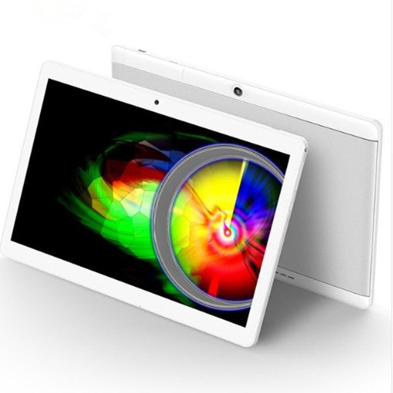 10 pulgadas Tablet PC Octa Core 2 GB RAM 32 GB ROM Dual SIM Cards Android 6.0GPS