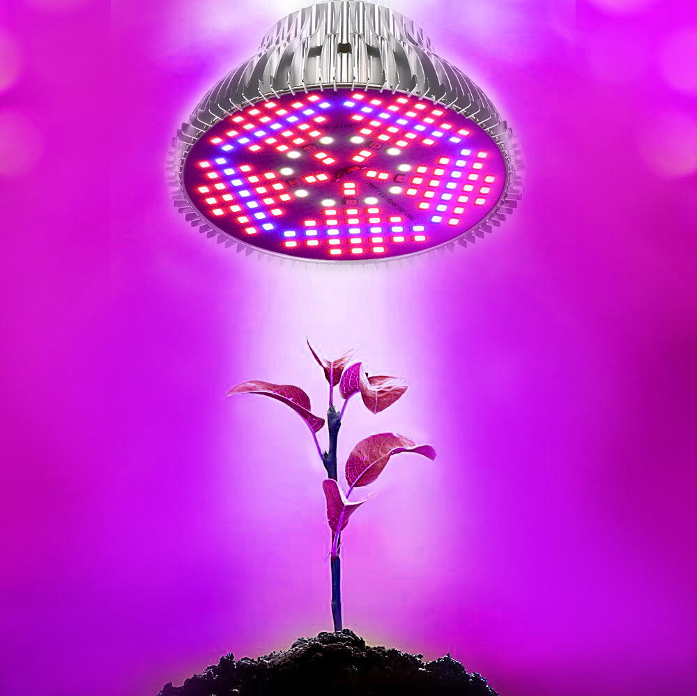 50pcs pack led grow light 100w full spectrum for indoor greenhouse grow tent hydroponics. Black Bedroom Furniture Sets. Home Design Ideas