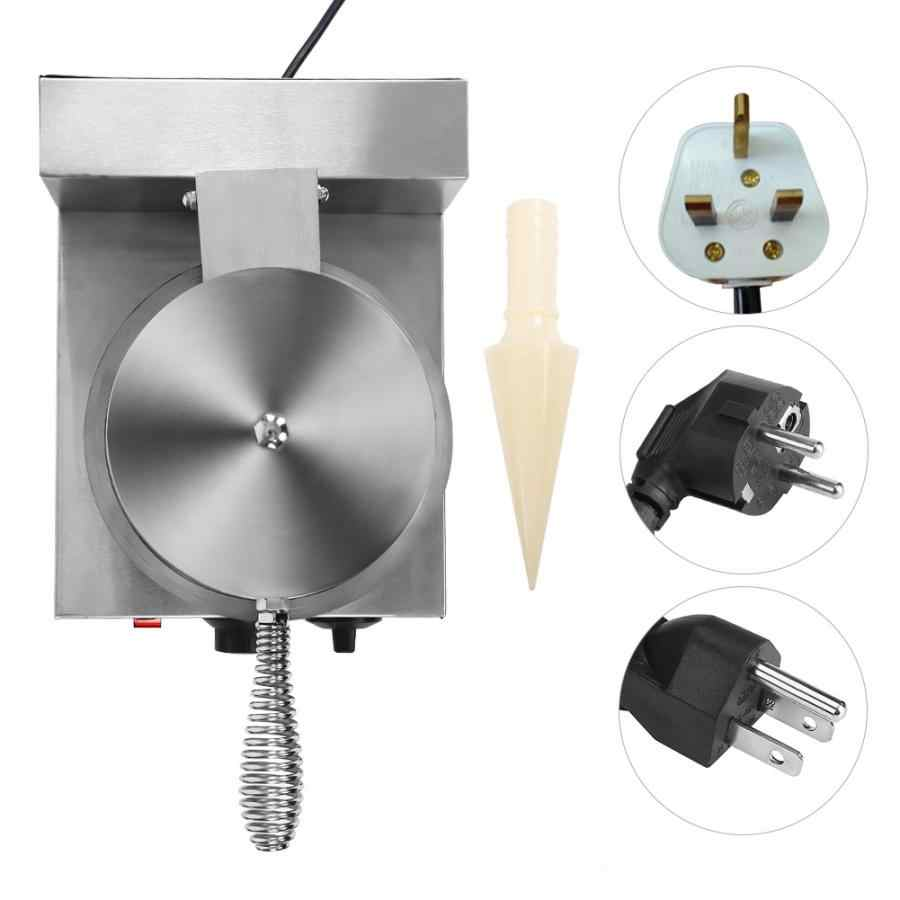 Máquina de Sorvete Máquina de Sorvete Comercial Elétrica Antiaderente Regulares maquina de Sorvete Casquinha de Sorvete Fabricante de Alta qualidade
