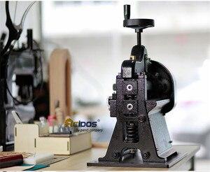 Image 4 - Кожезаменитель, ручная машина для очистки кожи, инструмент для очистки кожи, разветвитель для растительного дубления, ширина 10 см, 8116