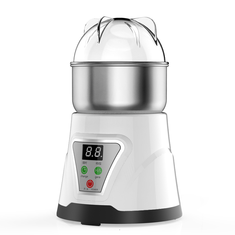 Chinese Herbal Medicine Electric Grinder Powdering Machine Coffee Grinding Machine electric household grinder grinder grinding machine coffee machine coffee grinder corn herbal medicine dry grinding