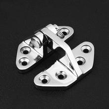 Boat Hatch Hinge 316 Stainless Steel Marine Boat Hatch Hinge Removable Pin Hardware Car Accessories