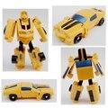 Трансформация автоботов робот автомобиль шмель мальчики дети фигурки Minifigure игрушка подарок