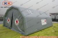 Новый outoor надувные медицинская палатка палатки первой помощи