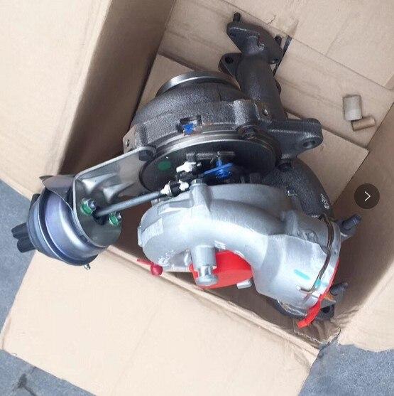 Xinyuchen turbocompresseur pour turbocompresseur GT1749V 757042 turbo Chra pour Volkswagen Golf