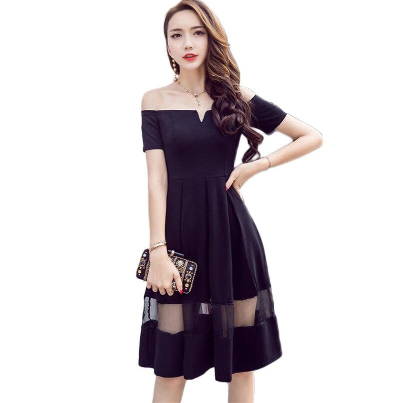 Women noble Slash Neck Velvet Elegant full Dress girls Lady Party high street fashion dresses for dinner meeting