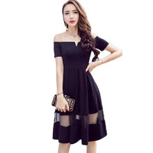 ed41ba2b04 Women Mini Dinner Dress Promotion-Shop for Promotional Women Mini ...