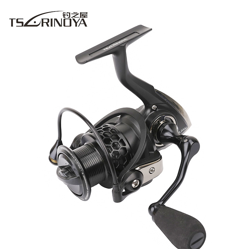 Tsurinoya 9BB 5.2:1 New Spinning Reel NA2000 NA3000 NA4000 NA5000 Lure Reels Boat Rock Fishing Wheel high grade haibo spinning fishing reel carpfishing reel 8000 5000 4000 3000 2000for lure fishing 3 1bb saltwater spinning reels