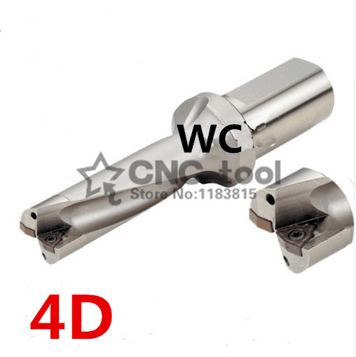 1PCS WC32 4D SD32.5  SD35 replace The Blades And Drill Type For WCMT Insert U Drilling Shallow Hole indexable insert drills Drill Bits     - title=