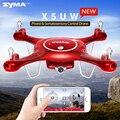 X5uw más reciente syma drone con cámara wifi hd 720 p transmisión en tiempo real fpv quadcopter 2.4g 4ch rc dron helicóptero quadrocopter