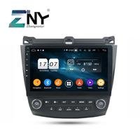 10.1 IPS Android 9.0 Car Stereo Auto Radio For Honda Accord 7 2003 2004 2005 2006 2007 FM RDS WIFI Multimedia GPS Navigation