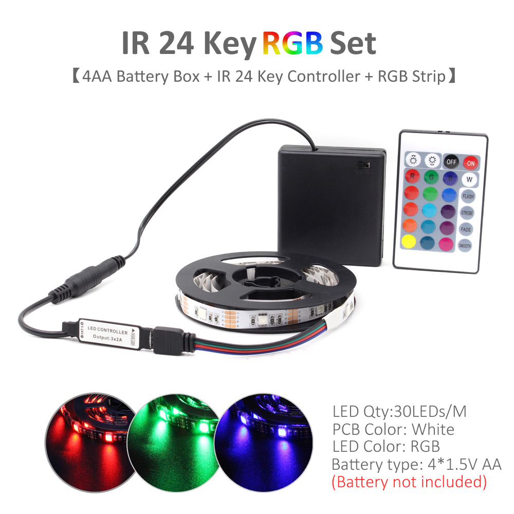IR 24 Key RGB Set