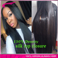 Silk Base Wig Brazilian Glueless Silk Top Full Lace Wigs Natural Hairline Silk Straight Full Lace human hair Wig For Black Women