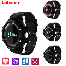 Volemer GW68 Smart Watch Sports NRF52832 Chip Long Stand-by Time Smartwatch Sleep Heart Rate Monitor Remote Camera Watch For Men