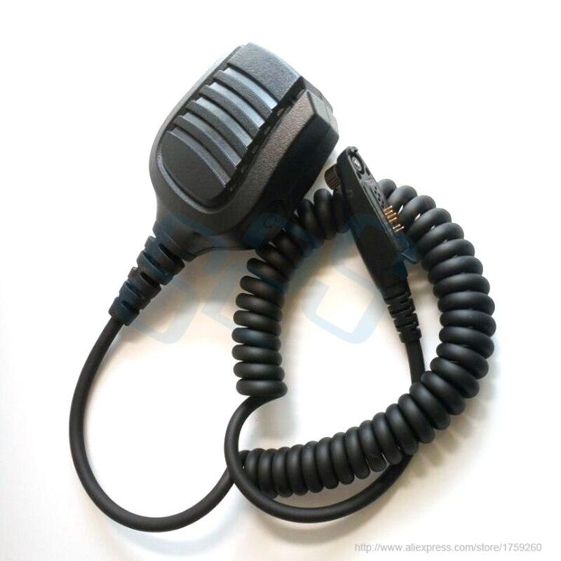 bilder für Neue ankunft! original handheld mic/microhpone mic-md398 für tyt md398/md-398 dmr zweiwegradio wasserdichte funktion hand-größe
