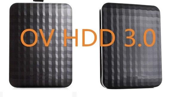 """Горячая! жесткий диск М3 1.tb/ 2 ТБ 2.5 """"3.0 Портативный USB Жесткий Диск HDD Черный Внешний Жесткий Диск, 3 Год гигантские бесплатная доставка"""