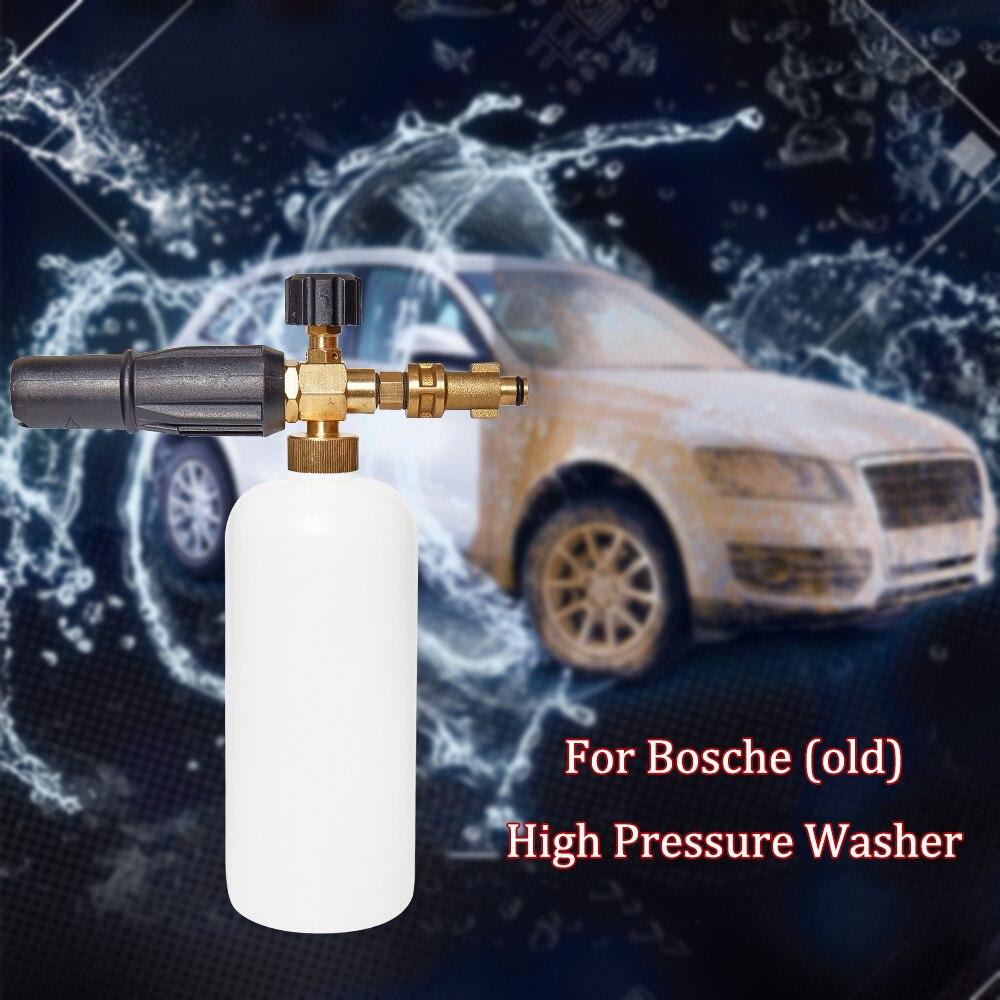 Image 2 - Snow Foam Lance,Foam Nozzle,For Bosche Old Model,High Pressure,Car Washer,Foam Generator,Foam Gun-in Water Gun & Snow Foam Lance from Automobiles & Motorcycles