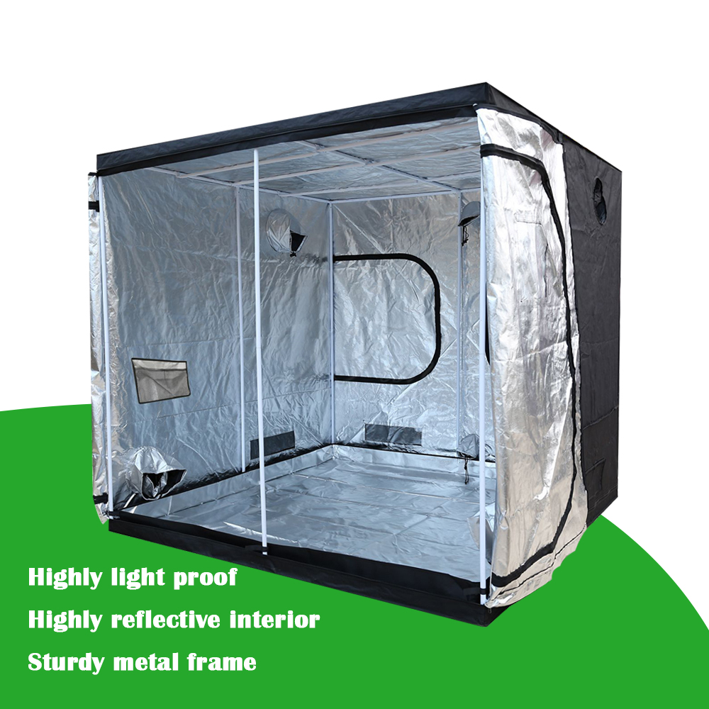 Grow Tent For Indoor Hydroponics Greenhouse Plant Lighting Tents 300*150*200cm Growing Tent Grow Box