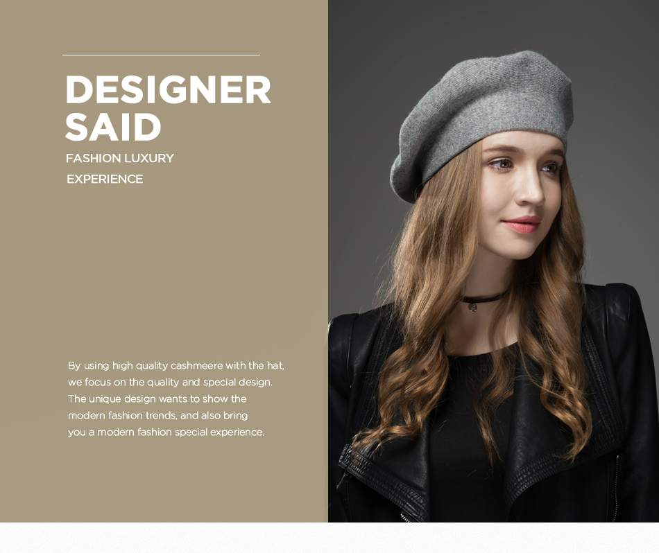 40d3076d0efd4 Mosnow Winter Hat Berets 2017 New Wool Cashmere Womens Warm Brand Casual  High Quality Women s Vogue Knitted Hats For Girls Cap ...