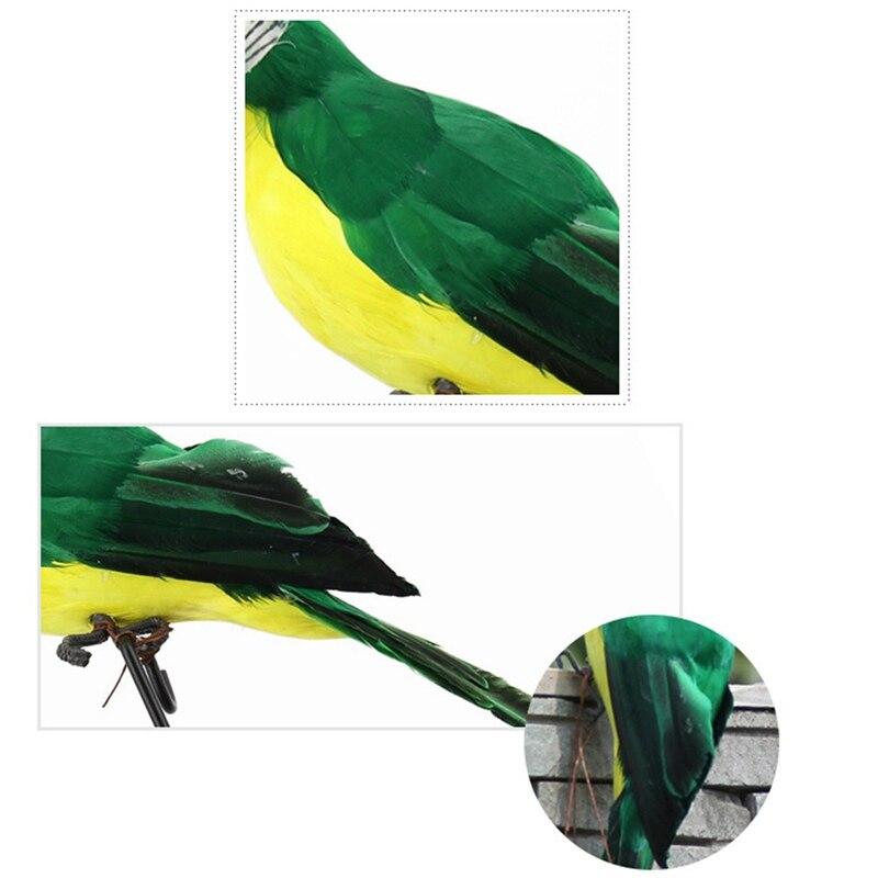 HTB15zBea5jrK1RjSsplq6xHmVXau - Simulated Parrot For Show Window Easy To Stand No Lint