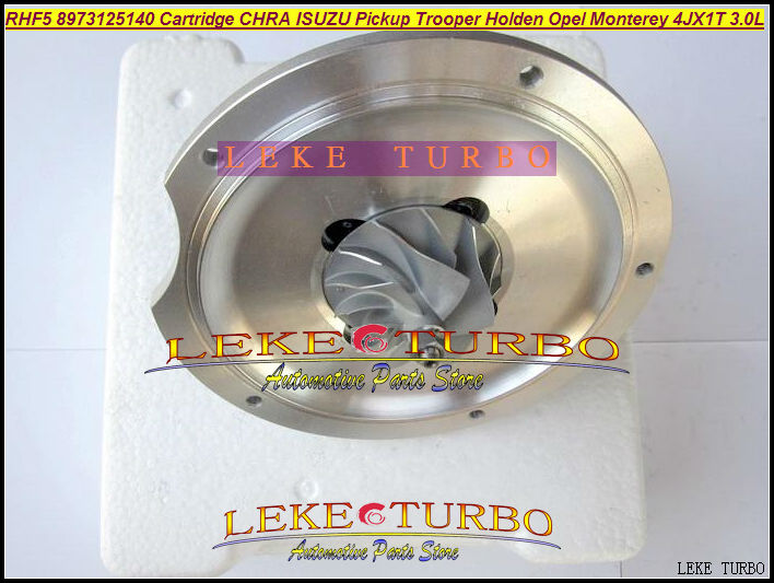 Turbo Cartridge Chra Core RHF5 8971371093 Turbocharger For ISUZU Pickup Trooper 98-05;For Opel Monterey 1995-99 4JX1T 3.0L 157HP цена и фото