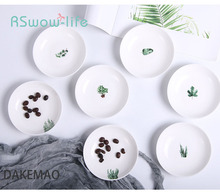 Ceramic Sauce Dish Home Soy Snack Creative Cutlery Set For Kitchen Supplies