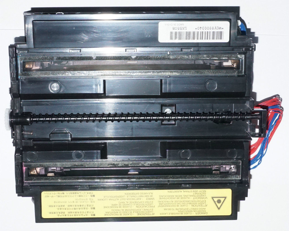 Used Well Kyocera 302HM93040 LK-550 B for:FS-C5200DN
