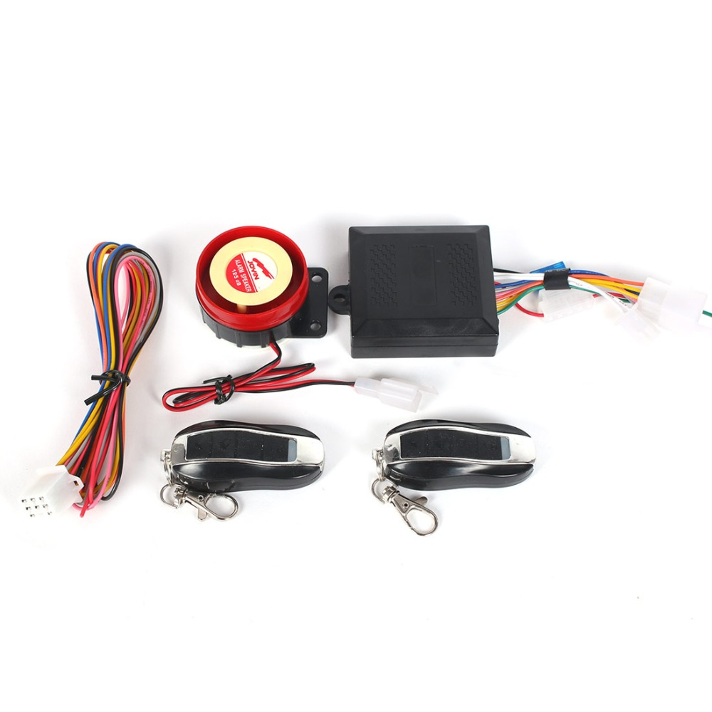 compare prices on honda motorcycle alarm system- online shopping