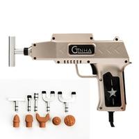 2018 Новый Хиропрактики Настройка инструмент коррекции пистолет позвоночника терапия импульс массажер мощный 950N!