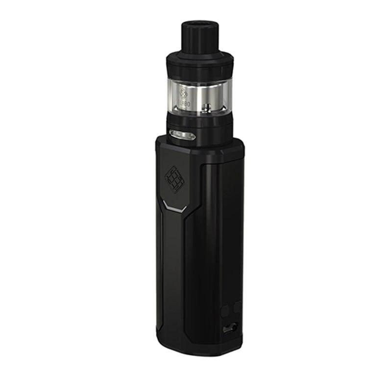 Vente chaude 80 w WISMEC SINUEUX P80 TC Vaporisateur Kit avec 2 ml Elabo Mini Réservoir & Side 0.96- pouces Écran N ° 18650 Batterie E Cigarette Vaporisateur - 3