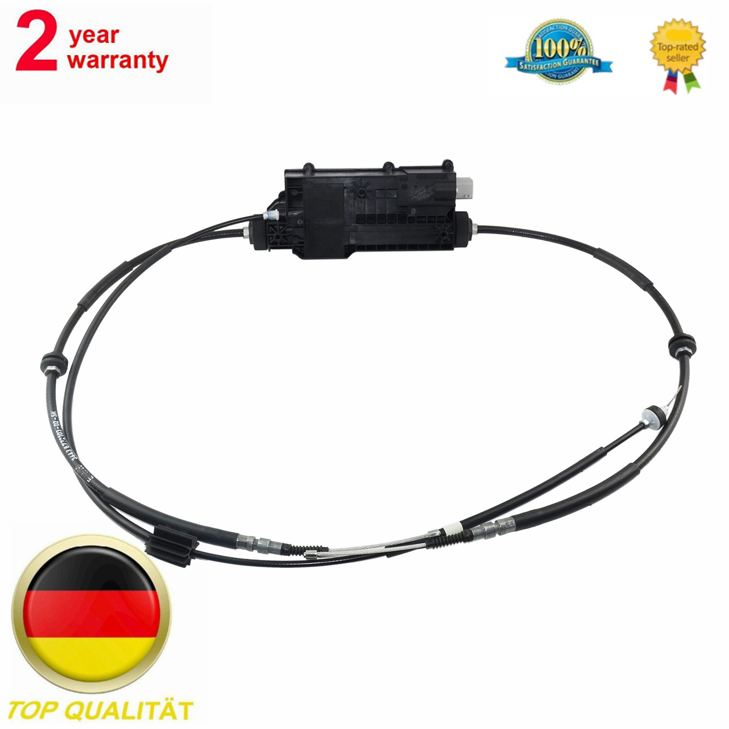 AP03 Brand New Parking Brake Actuator With Control Unit For BMW X5 X6 E70 E71 E72 34436850289 ,34 43 6 <font><b>850</b></font> 289 image
