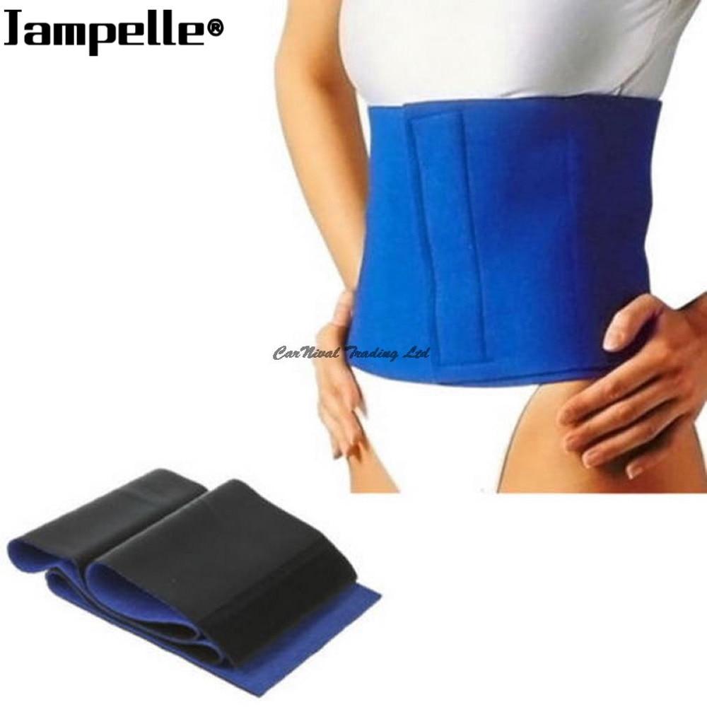 Unisex Waist Belt Abdomen Protection Shaper Lose Weight Burn Fat Cellulite Slimming Body Shaper Waist Cincher Trainer 2018 new