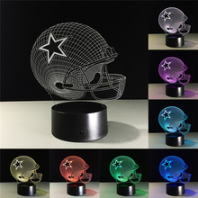 Buy Dallas Cowboys Lamp And Get Free Shipping On Aliexpress Com