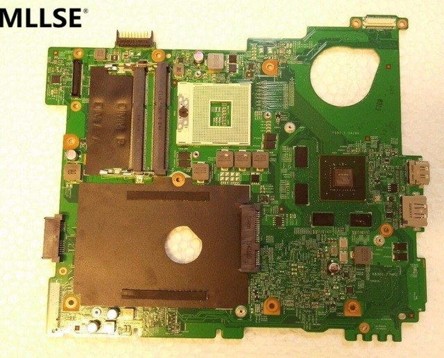 CN-0J2WW8 0J2WW8 J2WW8 Laptop motherboard Fit For Dell inspiron N5110 Series Notebook PC mainboard, 100% working