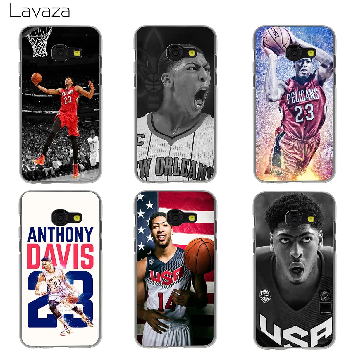 Lavaza Энтони Дэвис Блейк Кармело Энтони Крис Пол чехол для Samsung Galaxy J1 J2 J7 A3 Примечание 3 5 Grand prime 2016