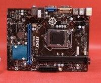 Msi B85M-IE35 lga 1150 ddr3 usb2.0 usb3.0 16 gb b85 데스크탑 마더 보드 용 마더 보드