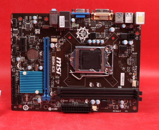 original motherboard for MSI B85M-IE35 LGA 1150 DDR3 USB2.0 USB3.0 16GB B85 Desktop motherboard Free shipping