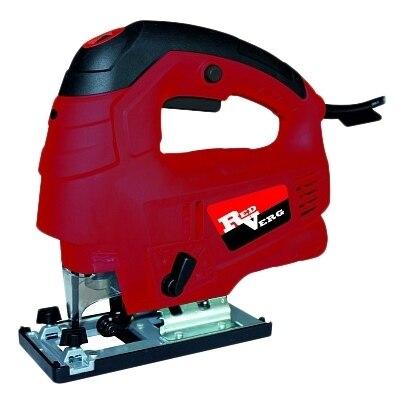 Jig Saw electric RedVerg RD-JS850-100 hammer drill electric redverg rd rh1500 power 1500 w drilling in concrete to 36mm антивибрационная system