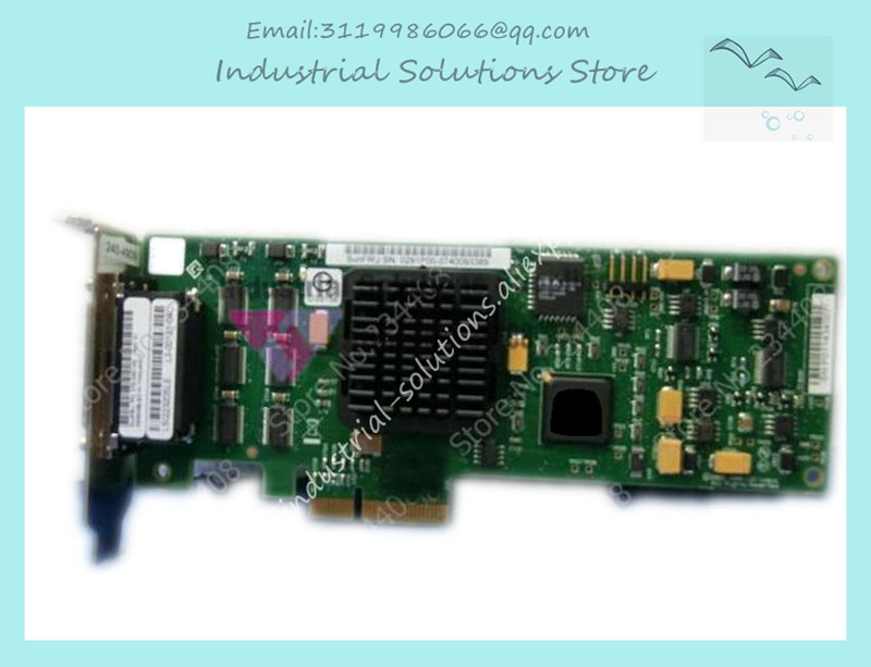 LSI22320 LSI22320SLE Double 320m PCI-x Scsi Array Card 100% tested perfect qualityLSI22320 LSI22320SLE Double 320m PCI-x Scsi Array Card 100% tested perfect quality