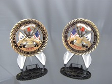 Free Shipping 50pcs/lou, U.s. Army Strong Challenge Coin