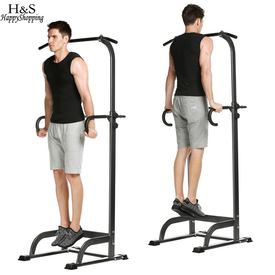 Indoor Adjustable Chin Up Pull Up Bar Strength Fitness Power Tower Home Fitness Tool bearing 100kgs adjustable door home gym bar exercise workout chin up pull up horizontal bars sport fitness equipment o2k0003