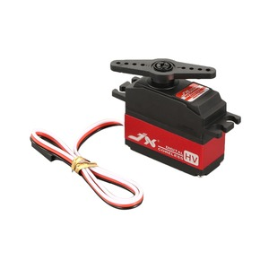 Image 4 - JX PDI HV2546MG 25g Metal Gear Digital High Voltage Tail Servo for RC TREX Align ALZRC 450 500 Helicopter Fixed wing Airplane