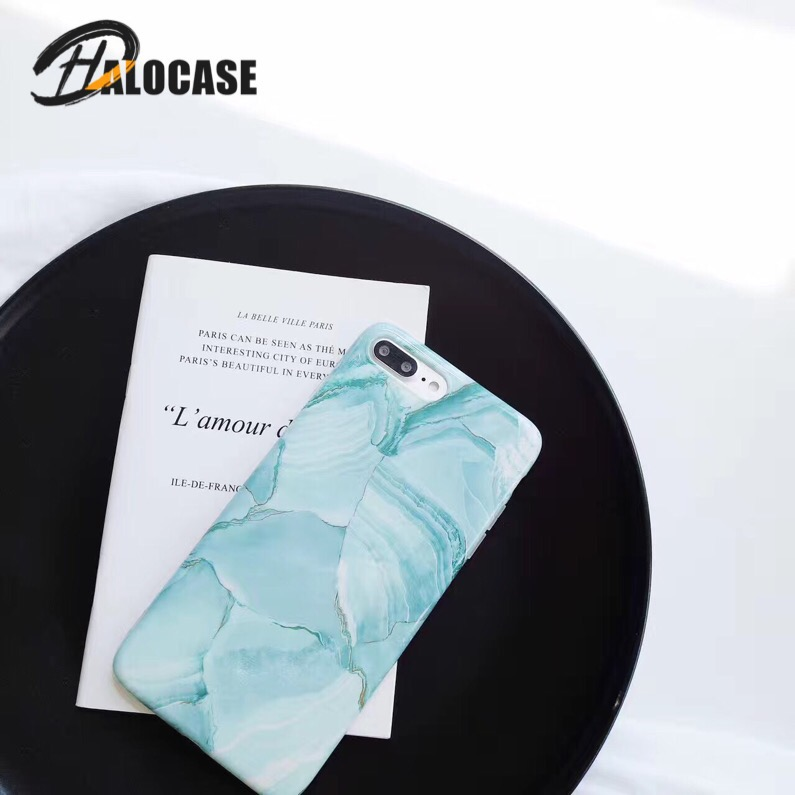 Luxury Art Oil Painting Marble Phone case For Iphone X XR XS8 7 6 6s Plus Phone Cases back cover Ultrathin soft silicone capa