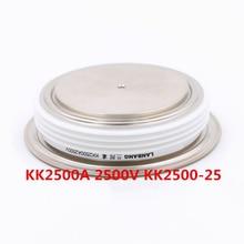 Быстро кремниевый управляемый Тиристор KK2500A 2500V KK2500-25