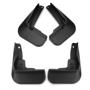 Image 3 - For Toyota Camry 2018 2019 Car Fender Flares Mud Flaps Mudguards Mudflaps Splash Guards Accessories